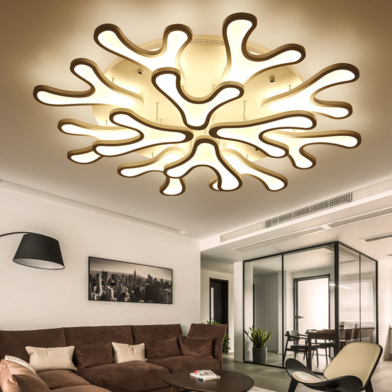 modern led antlers chandelier lighting with remote control for living room bedroom lustres nordic chandeliers light fixturesmodern led antlers chandelier lighting with remote control for living room bedroom lustres nordic chandeliers light fixtures
