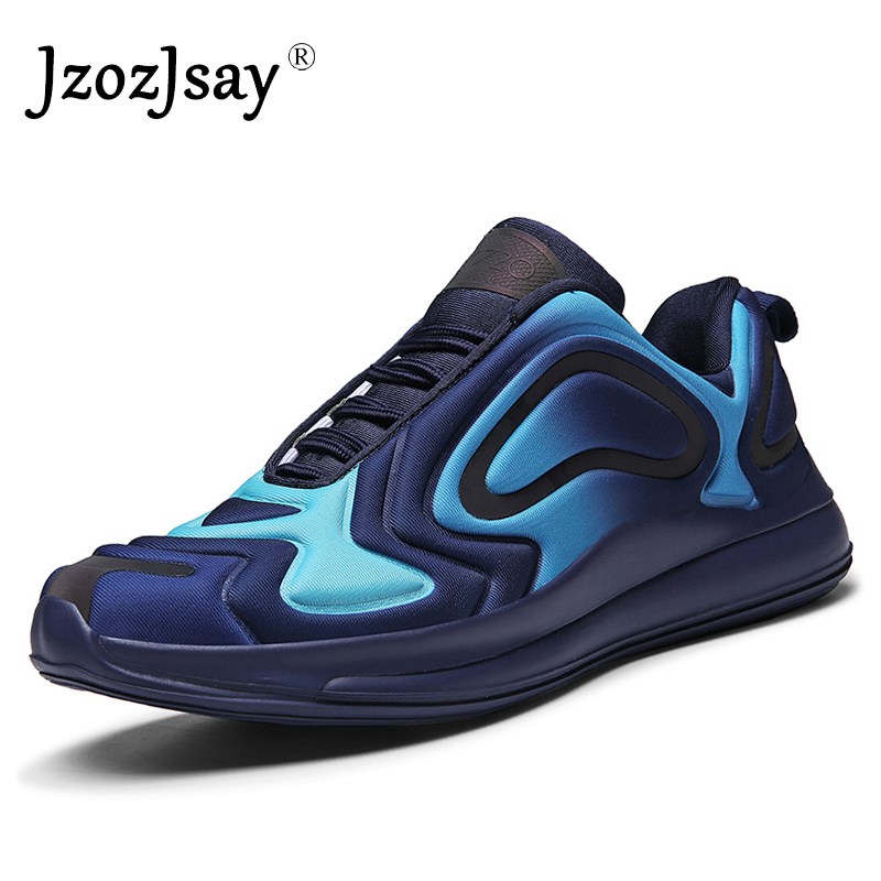 JzozJsay Men Training Sneaker Air 720 Running Shoes Cushioning Sneakers Man Brand Sports Shoes Male Breathable Outdoor Gym Shoes image