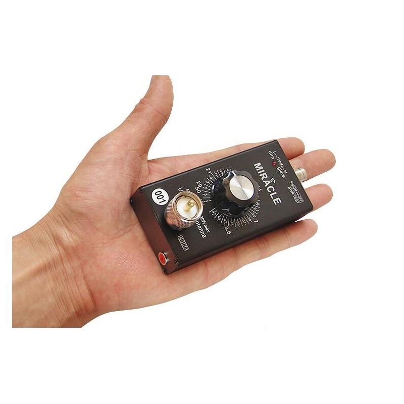 Hand Radio Antenna Short Wave Radio Rod Base Station HF UV Small Whip Receive Transmitter