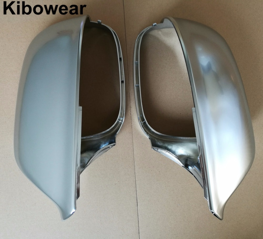 Left Side Wide Angle Mirror Glass for Volkswagen Eos 2006-2010 0002LAS