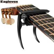 Best Guitar Capo Guitarra Capotraste Made of Aluminum Alloy Life-Time Warranty Strong Spring Amumu MC20