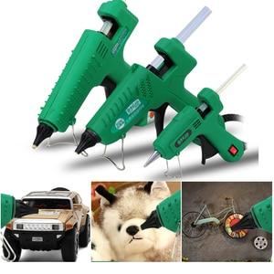 Image 2 - LAOA 25W/100W Hot Melt Glue Gun with Free Sticks