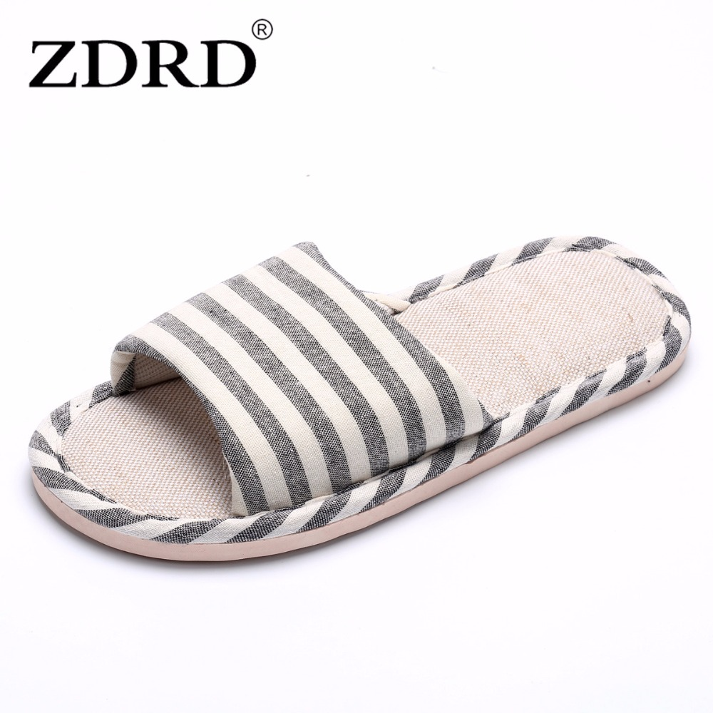 ZDRD 2017 new Women Cotton Slippers Shoes Woman Home Slippers Indoor pantufa flop flips Slip On Women Slippers For All Season пена монтажная mastertex all season 750 pro всесезонная