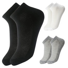 10pair New Arrival Men Socks Casual Summer Style Breathable Brand Breathable Socks Mens Dress Socks dropshipping wholesale(China)