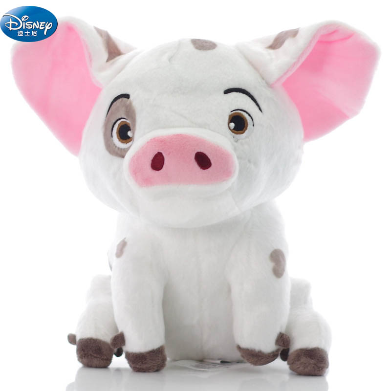 20 Cm Cute Moana Pet Pig PUA Plush Toys  Lovely Plush Doll Toys Kids Birthday Gift