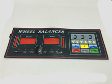 STARPAD Tire balancing machine balancing instrument accessories Ohira panel touch switch key board display panel free shipping