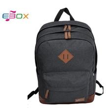 EBOX 15 inch Laptop Bags For Women 2017 Leisure Travel Bobby Backpack For Teenager Girls Boys Mochila Escolar School Backpack