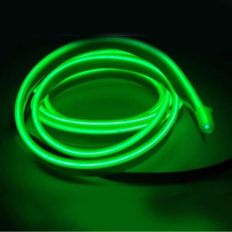 1 قطعة سيارة LED شريط مصابيح بار الباردة-ضوء الداخلية ديكور اجواء مضيئة خط 3 متر عالية الجودة السيارات الداخلية LED المحيطة مصباح