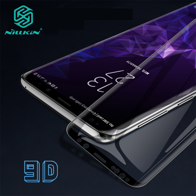 NILLKIN DS MAX Protective Screen Protector For Samsung Galaxy S9/S9 Plus/Note 9/Note 8 9D Safety Tempered Glass 5.8/6.2/6.32/6.4NILLKIN DS MAX Protective Screen Protector For Samsung Galaxy S9/S9 Plus/Note 9/Note 8 9D Safety Tempered Glass 5.8/6.2/6.32/6.4