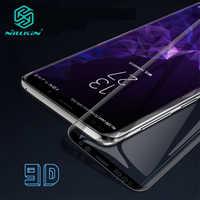 NILLKIN DS MAX protecteur d'écran de protection pour Samsung Galaxy S9/S9 Plus/Note 9/Note 8 9D verre trempé de sécurité 5.8/6.2/6.32/6.4
