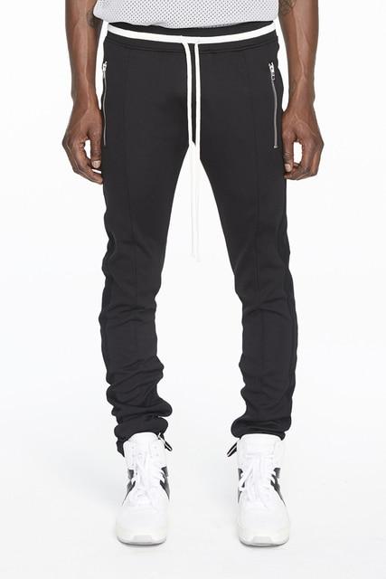 Nuovo 90 s coreano hip hop moda abbigliamento urbano bieber tuta jogger  pantaloni pista della banda ee883a4f35c6
