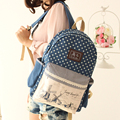 New Fashion Canvas Backpack Children School Bags Female Women Children Schoolbag Nice Comfortable Backpacks for Teenagers Girls