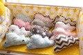 Jogo nuvem Quarto Almofadas Bebê Travesseiro Almofada Home Decor Crianças Presentes