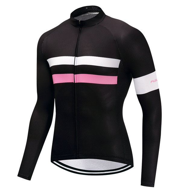 463becced Fualrny Brand 2018 Cycling Jersey Breathable Long Sleeve Ropa Ciclismo  Bicycle Sportswear Quick Dry Bike Clothing For Men