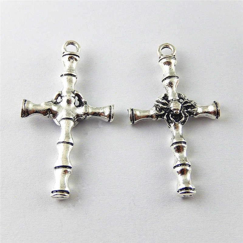 Antique Crosses Charm Jewelry Making