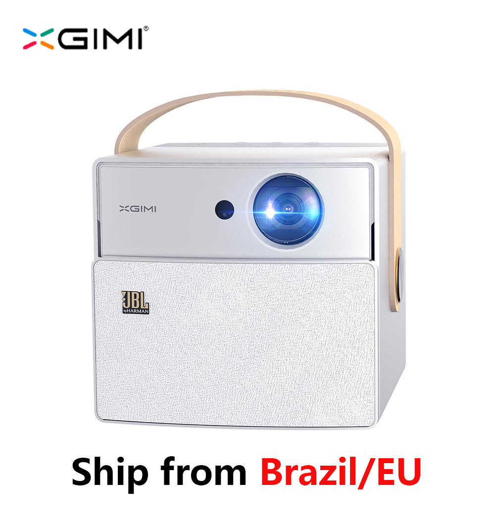 XGIMI CC Aurora Mini Portatile Proiettore DLP Android Wifi 3D Supporto 4 K HD Android OS Home Theater