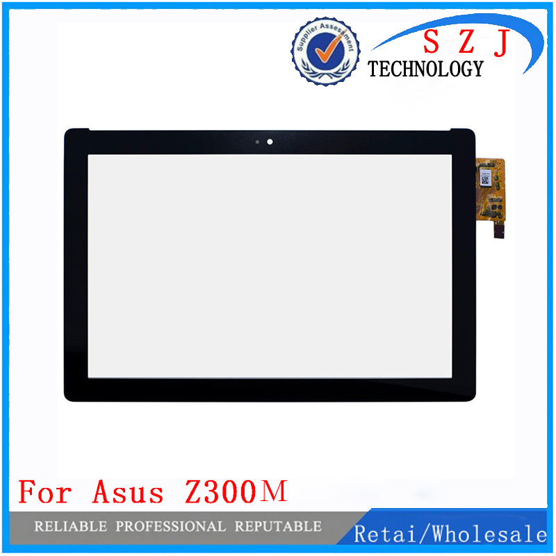 New 10.1'' inch tablet case For Asus zenpad 10 Z300 Z300M Digitizer Touch Screen Panel Repartment Yellow ribbon cable tablet touch panel 10 1 inch for asus me302 touch screen digitizer front glass with flex cable assembly 100% new