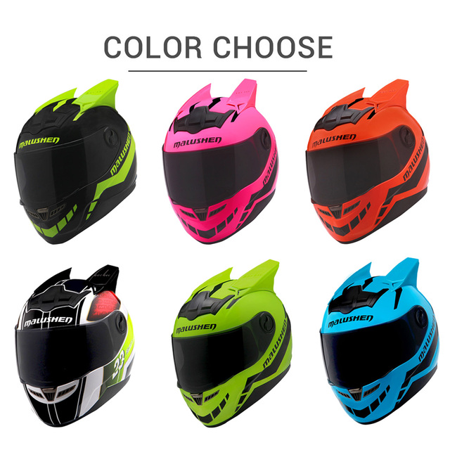 MALUSHUN Men/women Cascos Para Moto Flip Up Motorcycle Helmet Full Face Racing Helmets Capacete Casque Personality Moto Capacete