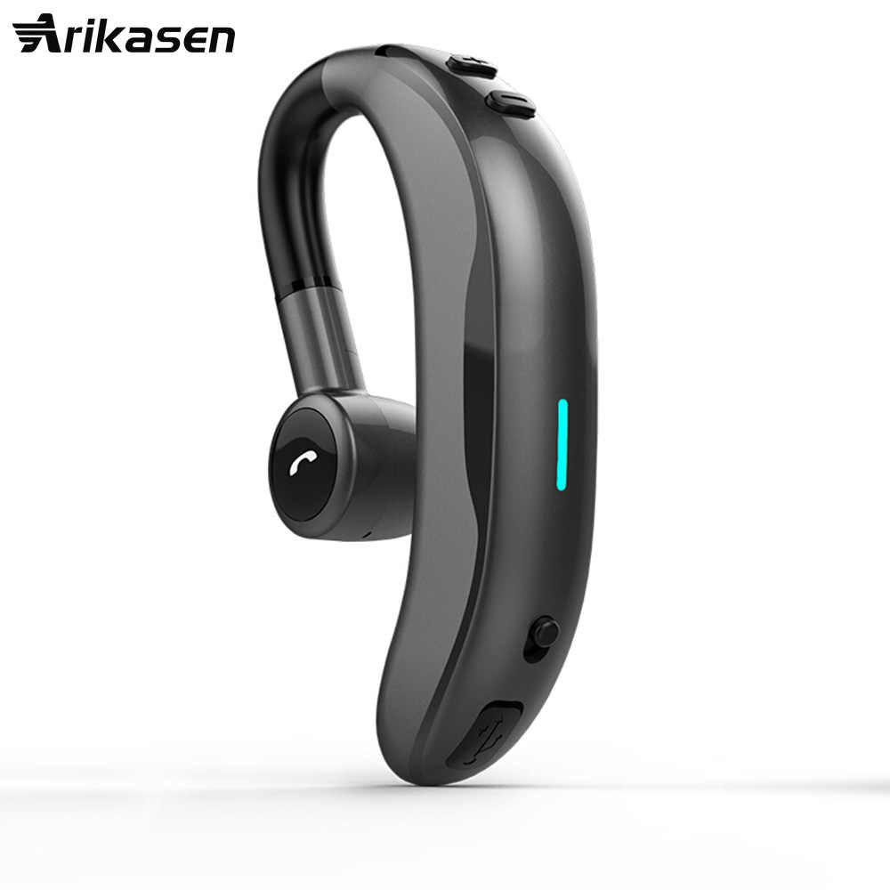 Bluetooth Headset Hands Free Bluetooth Earpiece With Microphone Wireless Earbud Car Headphones For Cell Phones Iphone Samsung Aliexpress