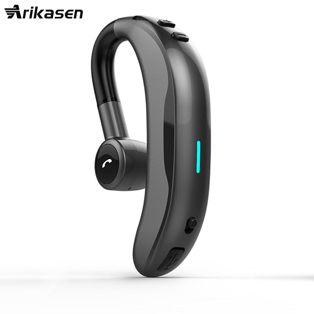 Bluetooth Headset Hands Free Bluetooth Earpiece with Microphone Wireless Earbud Car Headphones for Cell Phones iPhone Samsung