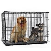 Дом собаки S-2XL подходит Малый-большая собака гладить Клетки супер фирма дышащий на лето или На зиму; высокого качества