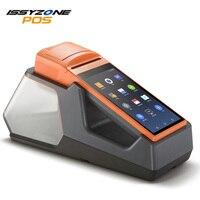 ISSYZONEPOS Free SDK Mobile Pos Thermal Printer Handheld POS Terminal WIFI/Bluetooth/Type C PDA with Camera scan Optional NFC