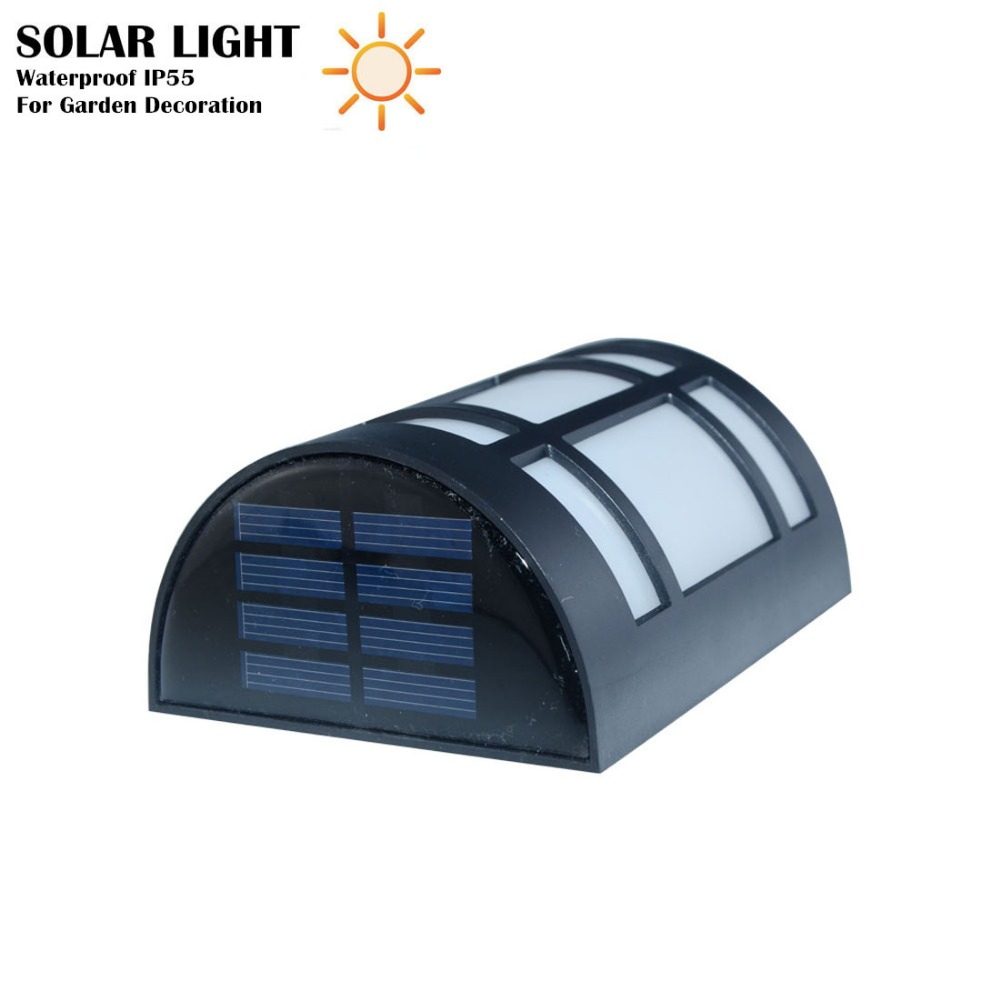Solar Lights Roof: Waterproof LED Solar Lights Outdoor Solar Lamp Garden