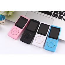 4GB 8GB 16GB HiFi Loseless MP4 Music Player 1.8″ TFT Screen with E-book Video Play FM Radio Voice Recorder Function