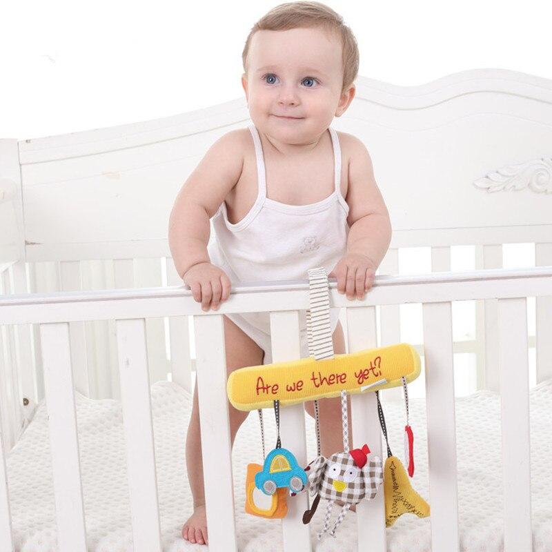 Baby Bettwäsche Schlussverkauf Bunte Plüsch Sterne Neugeborenen Baby Nette Weiche Musical Baby Schlafzimmer Decor Musical Mobile Um Krippe Strolle SorgfäLtige Berechnung Und Strikte Budgetierung