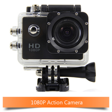 Factory outlet 1080P Full HD action camera Wide Angle Waterproof sport action cam