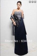 free shipping dinner dress 2014 formal dresses women elegant plus size vestidos formales long Mother of the Bride Dresses
