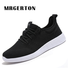 New Arrival Breathable Men Running Shoes Male Lightweight Sport Sneakers Outdoor Walking Shoes Training Zapatillas MR30603