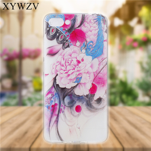 Image 2 - Asus ZenFone 4 Max ZC554KL Case Cover Soft Silicone Pattern Phone Case For Asus ZenFone 4 Max ZC554KL Back Cover For ZC554KL <