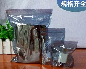 30*45CM Electrostatic shielding bag ziplock bag Transparent Storage bag Anti-static Packaging Bag