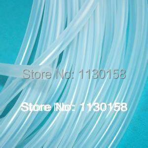 5Meters 12X18 Transparent Silicone Rubber Tube Hose Pipe ( food grade ) medical PIPE100% Virgin FREE SHIPPING vr racing 2 5 63mm turbo intercooler pipe 2 5 l 600mm chrome aluminum piping pipe tube t clamps silicone hoses blue vr1718