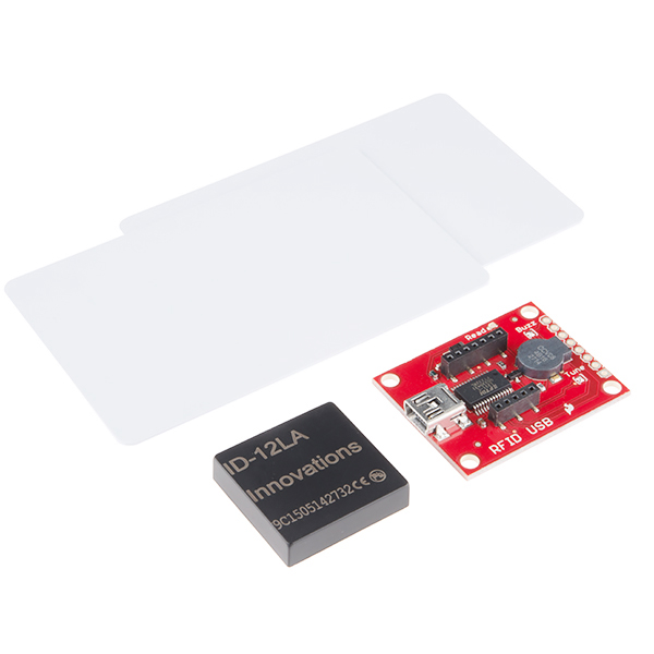 125 K RFID start kit RFID Development Kit125 K RFID start kit RFID Development Kit
