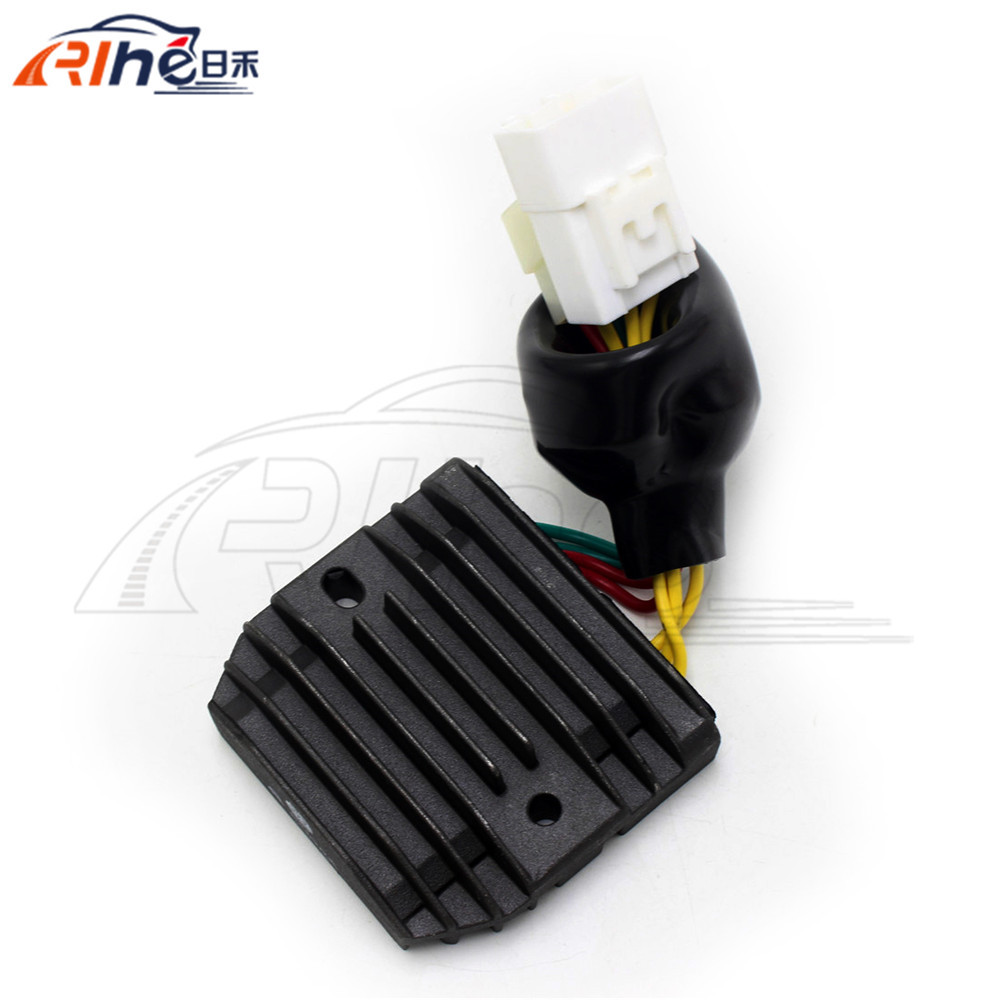 brand new Voltage Regulator motorcycle regulator rectifier black color motorcycle Voltage rectifier FOR HONDA CBR1100XX 93-03  цены