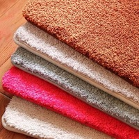 Meet Jo Polyester Living Room Rug Thick Absorbent Non Slip Carpet Home Decoration Outdoor Bedroom Bathroom Kitchen Mat 1pc