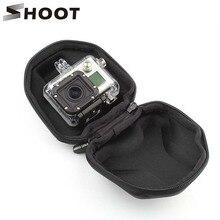 Снимать переносной Водонепроницаемый мини-поле Камера чехол для GoPro Hero 5 4 3 сеанса SJCAM Xiaomi Yi 4 К Камера случае Go Pro Интимные аксессуары