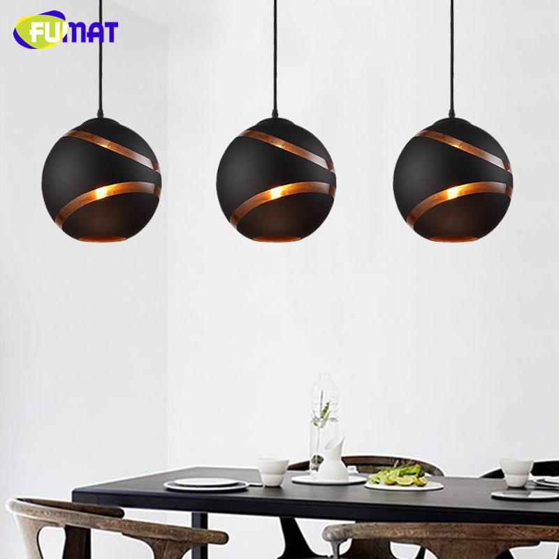 FUMAT Nordic Modern Globe Ball Bubble Pendant Lights Cafe Bar Store Restaurant Dining Room Glass Ball Shade LED Pendant Lamp цена