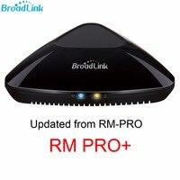 Yeni Broadlink RMPro RM PRO + Evrensel Akıllı Uzaktan Kumanda Akıllı Ev Otomasyonu WiFi + IR + RF IOS Için Android Telefon