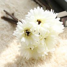 2017 nowe sztuczne sztuczne kwiaty liść Magnolia kwiaty na ślub bukiet dekoracje na domowe przyjęcie ślubne dekoracyjne sztuczne kwiaty nowość tanie tanio ISHOWTIENDA Wedding Decoration Artificial Flowers Other Ślub Z tworzywa sztucznego Support