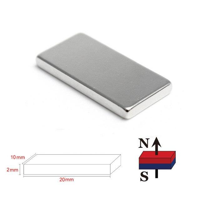 5pcs super strong neodymium magnet