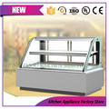 2 слоя белый хлебобулочный торт дисплей холодильник/Холодильный Торт Дисплей Чехол охладитель и кулер/торт витрина для хлеба морозильник