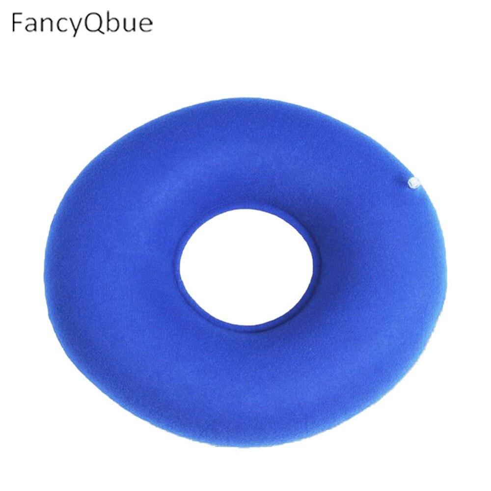 Nieuwe opblaasbare vinylring rond zitkussen medische aambei kussen - Thuis textiel