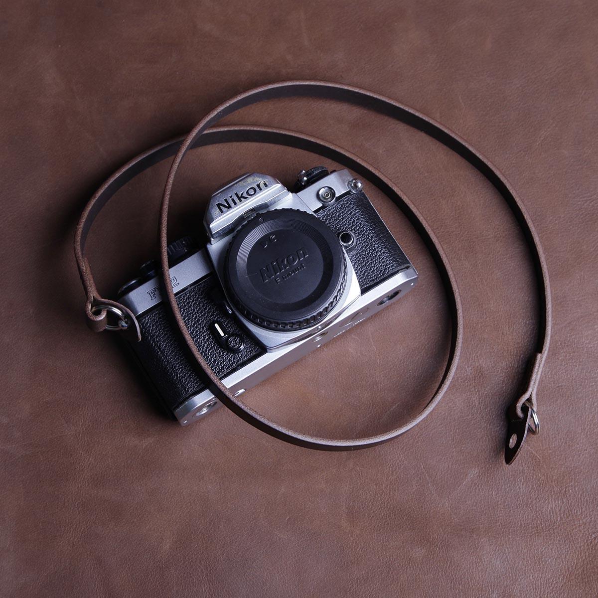 Camera Neck Strap Universal Handmade Genuine Leather Shoulder Strap Vegetable Tanned Strap cam 3276 стоимость