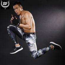 2016 Camouflage Hose Manner Fitness Mens Joggers Compression Hosen Mannliche Hosen Bodybuilding Tights Leggings