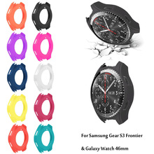 Protective-Case Galaxy Watch Samsung Frame-Band 46mm-Cover Frontier TPU Soft for Gear S3