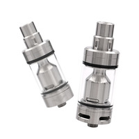 COPPERVAPE 316SS Skyline RTA MTL Atomizer Air Disk MTL Skydisks Tank 4ml 510 Drip Tip E