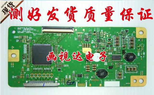 Original 6870c-0265a lm240wu4-slb1 placa lógica